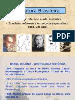 LITERATURA BRASILEIRA Origens e Barroco