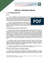 Lectura 1.Derecho y Personas Fisicas