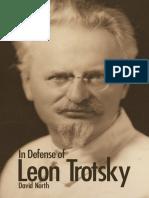 In Defense of Leon Trotsky - David North