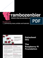An Introduction to the Raspberry Pi