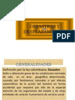 ASPECTOS PSICOLÓGICOS DEL DESPLAZAMIENTO FORZOSO