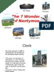 The Seven Wonders of Nantymoel