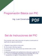 Programación Básica con PIC