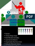 CONTROL Exposicion Admon