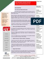 Abg Newsletter Giugno It 2013