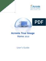 TrueImage2010 UserGuide.en