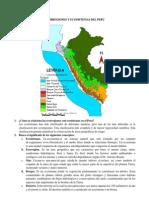 Ecosistemas y Ecosistemas Del Peru