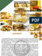 Fabricarea Produselor de Franzelarie