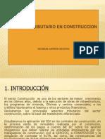Regimen Tributario en Construccion