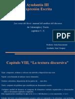 Ayudantía III