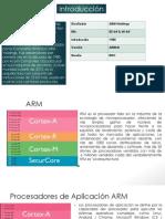 Procesadores ARM, Snapdragon