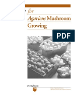 Basc Methods for Agaricus Mushroom Growing