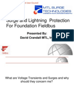 FF Surge Protection