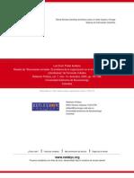 Prado, Luis (2005), Reseña de Burocracias armadas, de Fernando Cubides (2005)