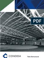 Catálogo Condesa - tubo estructural