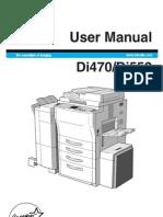 Di552 User Manual