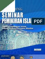 Prosiding Seminar Pemikiran Islam III - Akidah