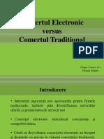 Comertul Electronic Prezentare