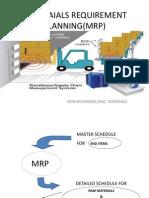Chapter II MRP