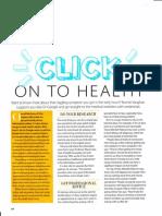 Good Health June 2013 - Navigating Medical Websites