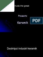 Keramik-Presentasi