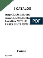 Mf3110 Parts Catalog