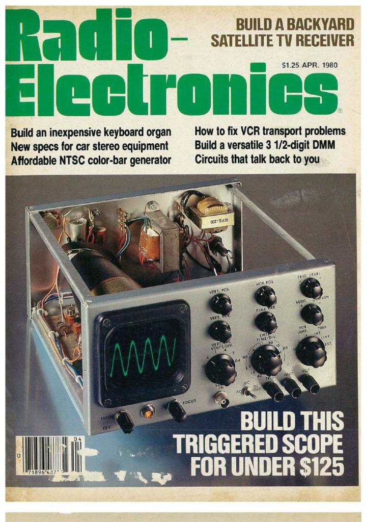RE - 1980-04 D Ez Go Golf Cart Volt Wiring Diagram on