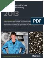 Aquaculture Directory 2013