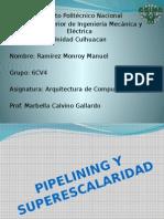 Pipelining y Superescalaridad