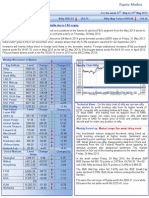 Weekly Outlook - Market May Remain Volatile Due to F&O Expiry