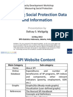 Day 3 Session 5 Accessing Social Protection Data and Information - ADB SPI Website