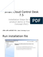Install Smart Cloud Control Desk 7