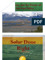 Solar Done Right PowerPoint Presentation