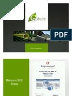 Capstone Tech Innovation presentation
