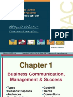 Chapter 1 Business Communication
