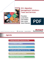 W04 Migration Management Solutions