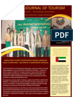 EUROPEAN JOURNAL OF TOURISM-LAOS