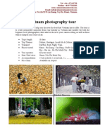 Vietnam Photography Tour