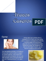 Trucos Caseros.