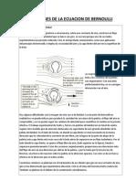 APLICACIÓNES DE LA ECUACION DE BERNOULLI.docx