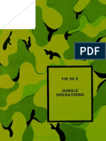 1982 US Army Jungle Operations 191p.