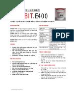 1.STONBIT E 400 _2012