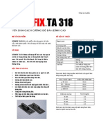 Stonfix Ta 318