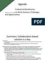 Industrial Biorefineries