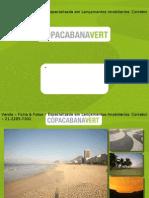 Copacabana Vert João Fortes Lancamentos RJ