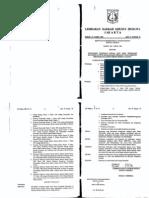 Pelimpahan Wewenang kepada Sudin Perumahan Kotamadya untuk Melaksanakan Sebagian Tugas di Bidang Perumahan di DKI Jakarta - SK Gubernur KDKI Jakarta No. 1043 Tahun 1994