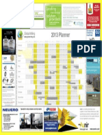 Global Milling Events Calendar 2013