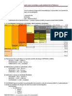 Tema 1 - El Cuaternario - Marco Cronologico y Paleoambiental de La Prehistoria