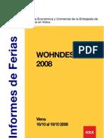 Informe de Feria. Wohndesign 2008 VIENA