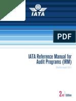 IATA Reference Manual for Audit Program_ed2_ aug_2011